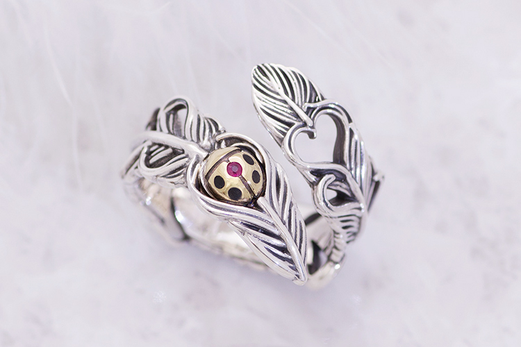 rebirth ring large size angelic jewelry