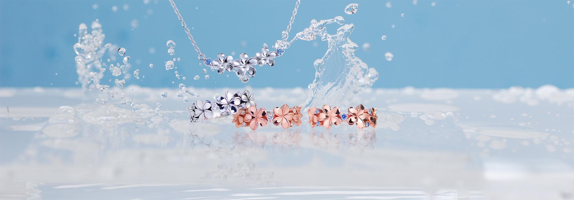 親愛の花 -プルメリアコレクション-