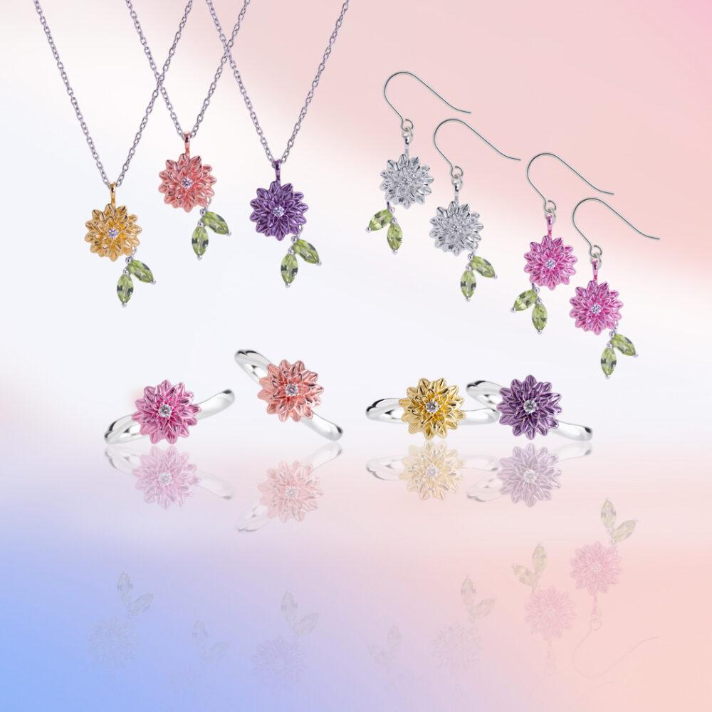 秘める花心 -ダリアコレクション-